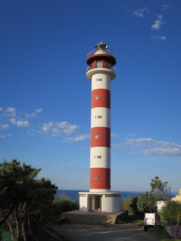 faro de Adra - Almería