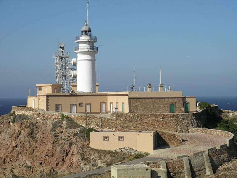faro de Cabo de Gata - Almería