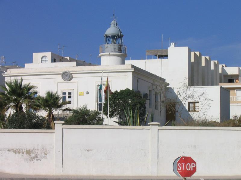 faro de Garrucha - Almería
