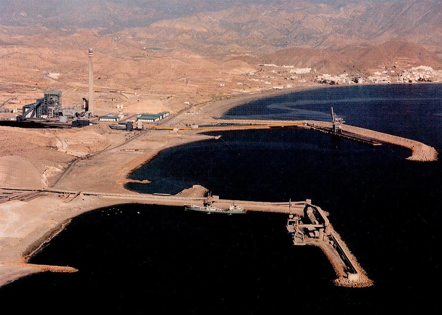 Historia puerto Carboneras