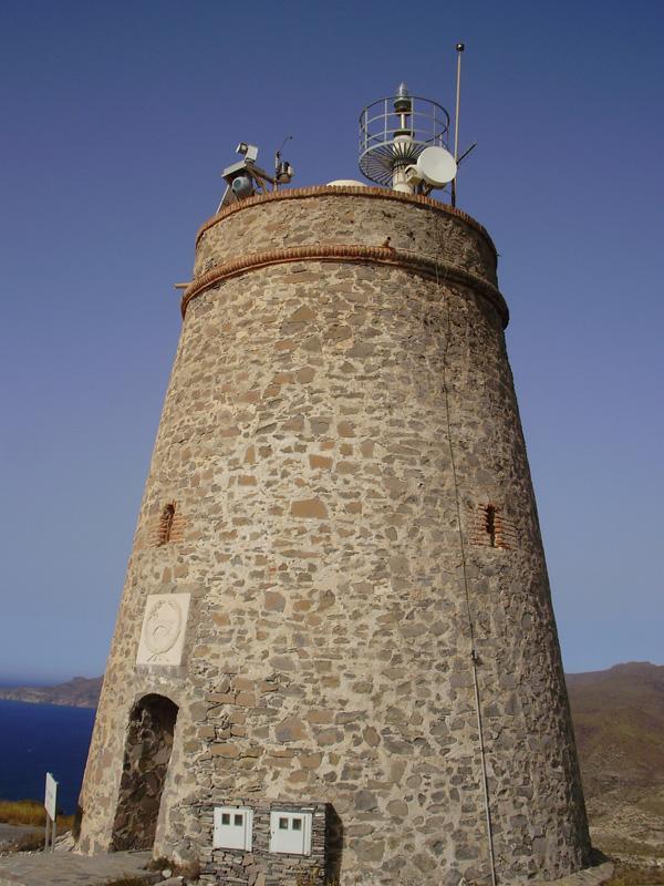 faro de La Polacra - Parque Natural Cabo de Gata-Níjar - Almería