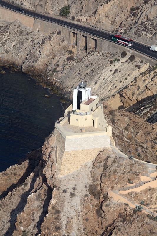 Faro San Telmo - Almería
