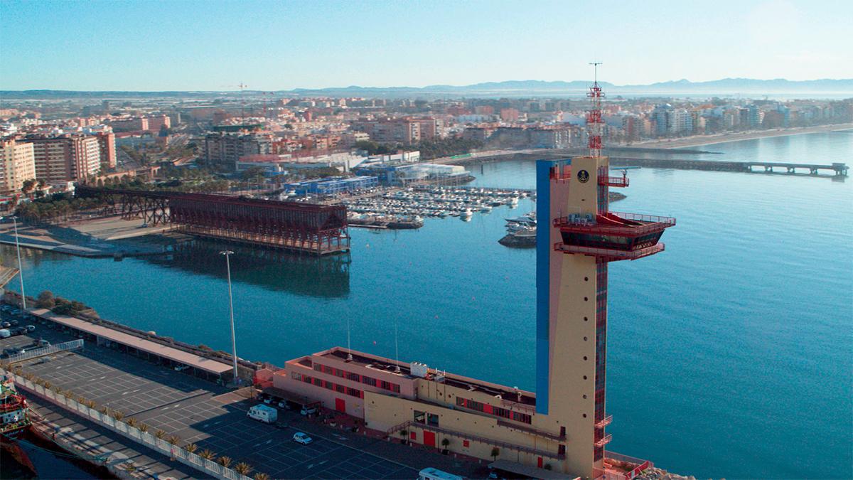 Muelle Levante - Cable Inglés
