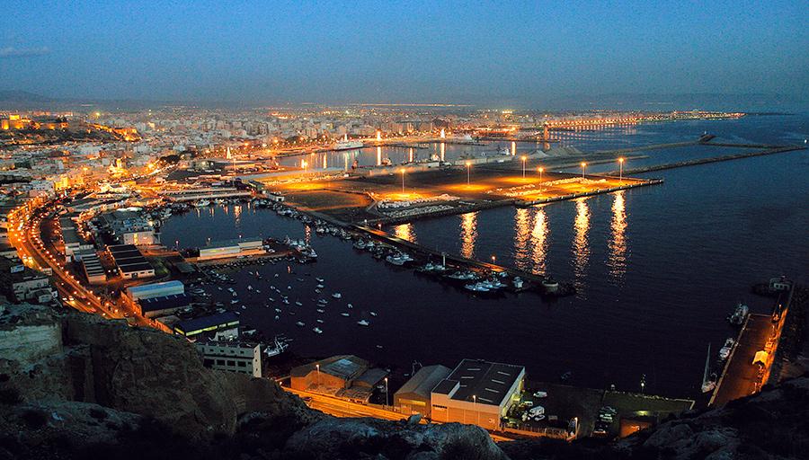 Sistema integrado - puerto Almería