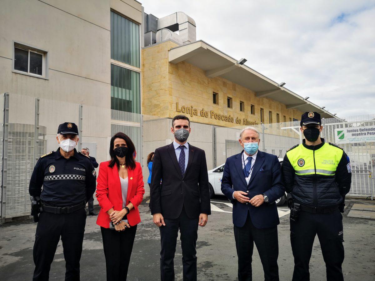 Protocolo de colaboración Policía Local-Policía Portuaria, de la APA y el Ayuntamiento