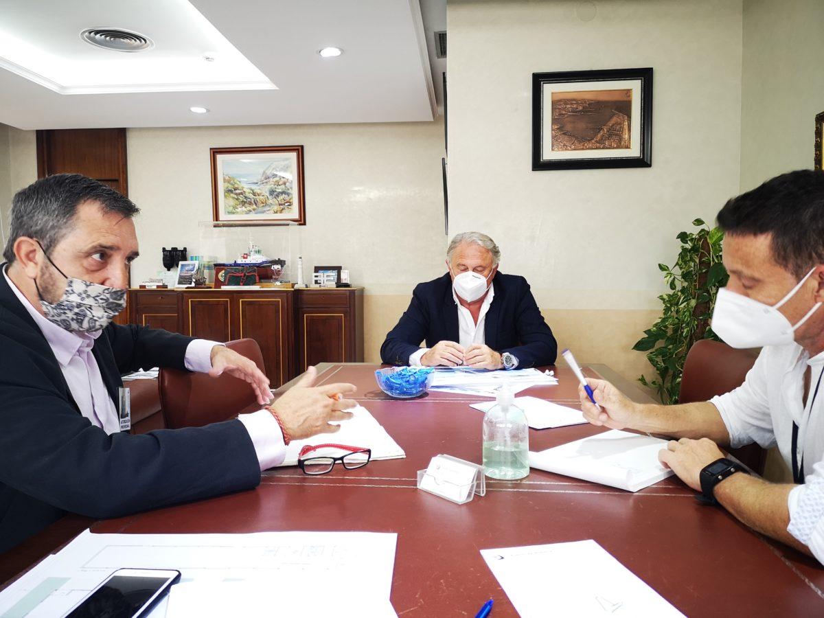 Reunión para la preparación de la Jornada Creasi-PAC