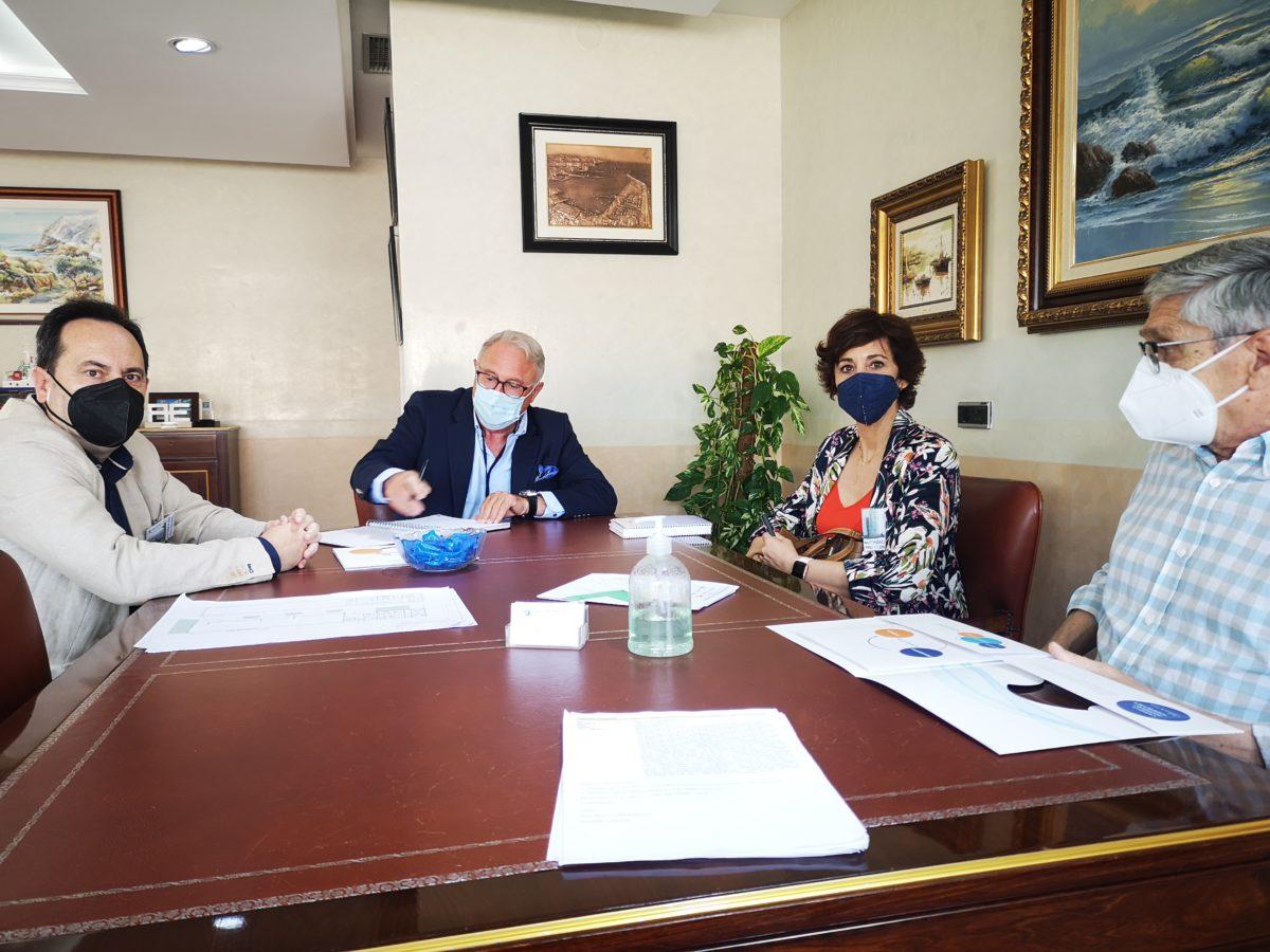 Reunión APA-UAL para ampliar el marco de colaboración