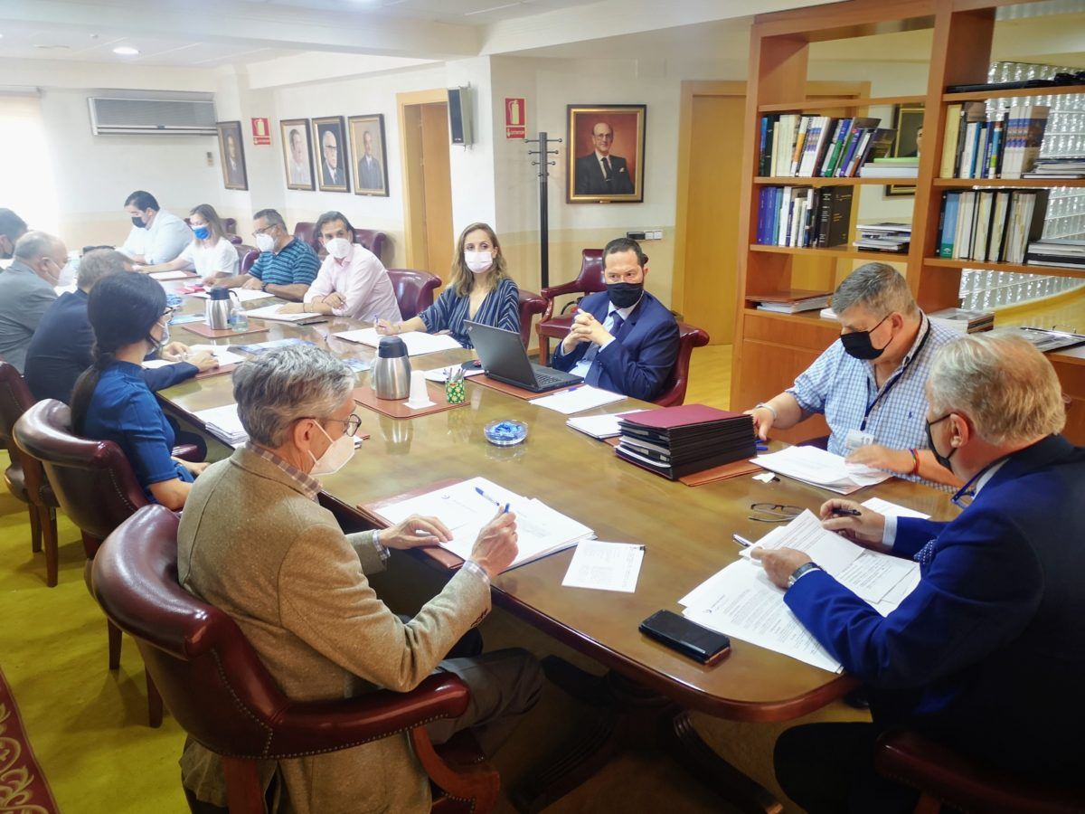 Reunión del consejo de administración de la APA
