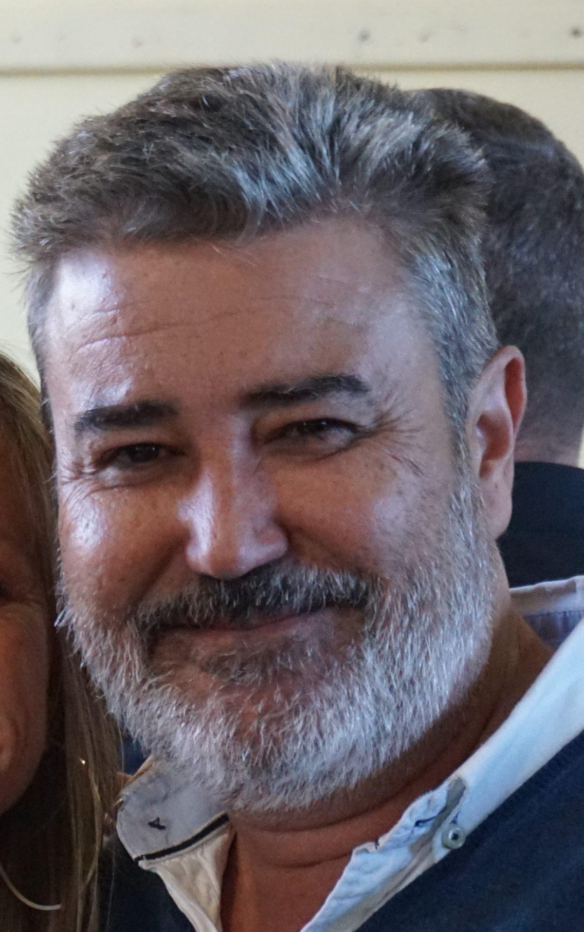 César Andújar Arias, DEP