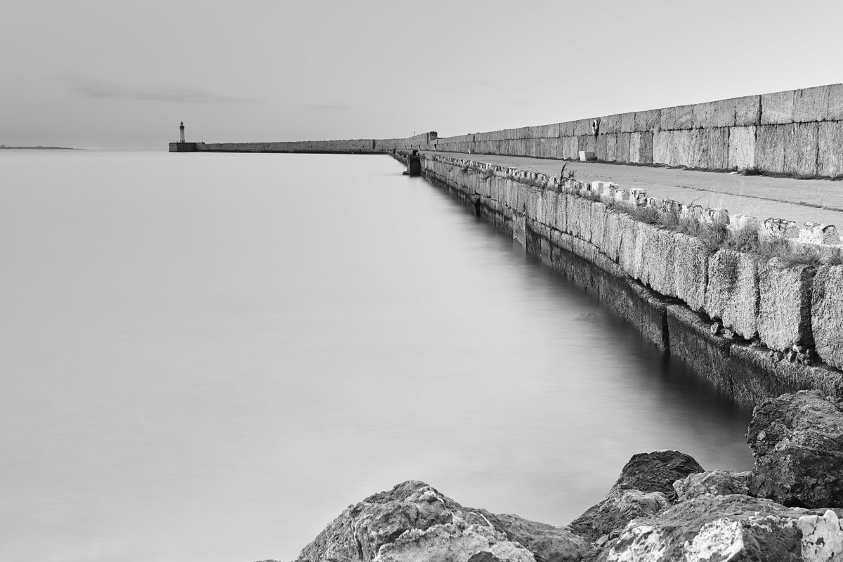 'Ojo vigía', foto de Víctor Manuel Velasco, primer premio del Concruso de Fotografía Puerto de Almería