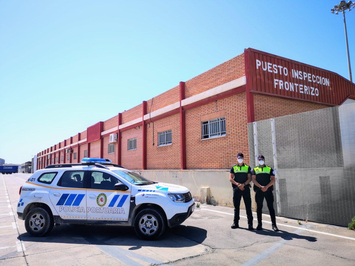 En el solar del antiguo PIF se levantará el nuevo edificio de las fuerzas de seguridad del Puerto