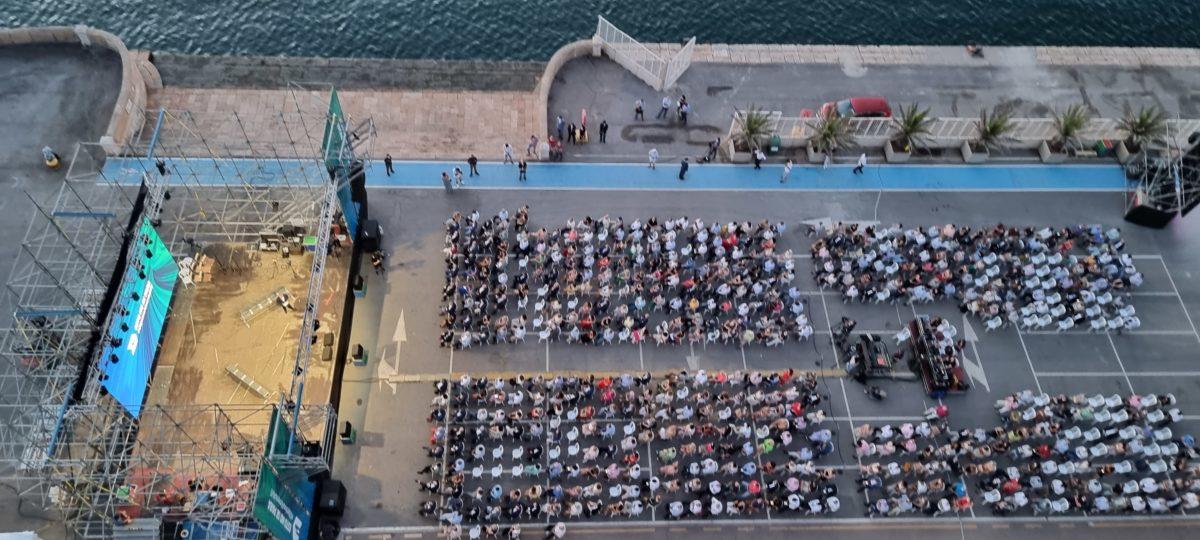 El Puerto acoge el acto Objtivo Ave Almería